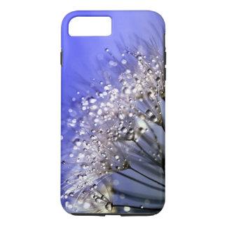 青いタンポポ iPhone 8 PLUS/7 PLUSケース