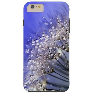 青いタンポポ TOUGH iPhone 6 PLUS ケース