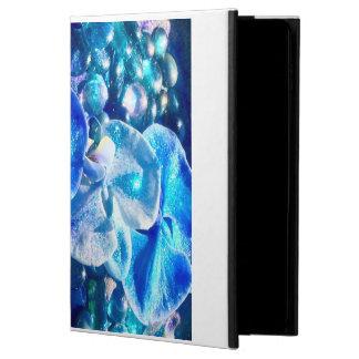 青いダイヤモンドOchids Powis iPad Air 2 ケース