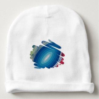 青いチャクラは帽子芸術の赤ん坊の螺線形になります ベビービーニー