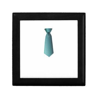 青いネクタイ ギフトボックス