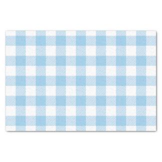 青いバッファローの点検パターン 薄葉紙