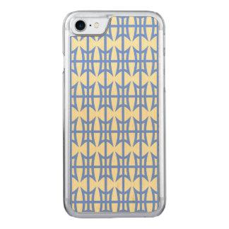 青いバーバラ CARVED iPhone 8/7 ケース