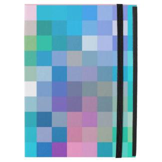 """青いブロック iPad PRO 12.9"""" ケース"""