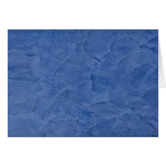 青いプラスターブランクの挨拶 カード