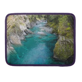 青いプール、ニュージーランド- Macbookのプロ袖 MacBook Proスリーブ