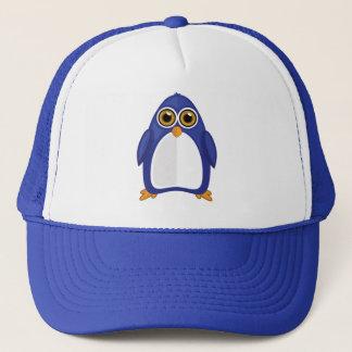 青いペンギン キャップ