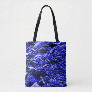 青いホイル#2 トートバッグ