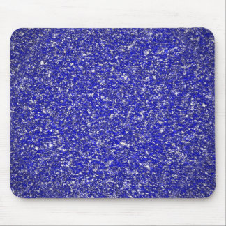 青いマウスパッドのラプソディ マウスパッド