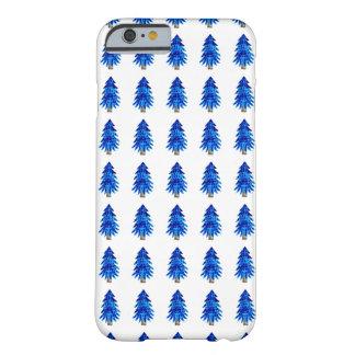 青いマツ BARELY THERE iPhone 6 ケース
