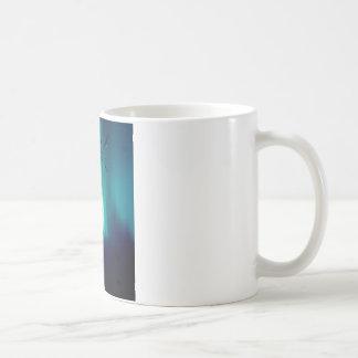 青いムギ コーヒーマグカップ