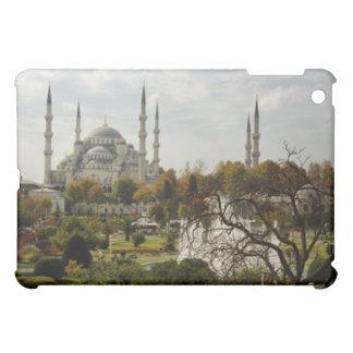 青いモスク iPad MINIケース