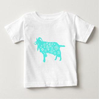 青いヤギ- 2015旧正月- Tシャツ