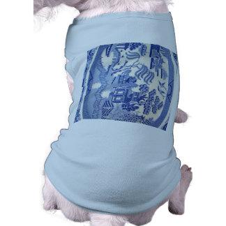 青いヤナギの小犬の衣服: あなたの犬を誇りを持ったにさせて下さい ペット服
