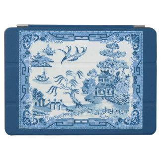 青いヤナギ iPad AIR カバー