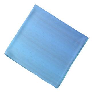 青いライト バンダナ