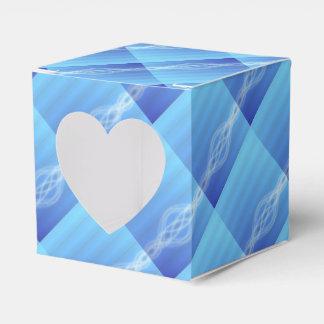 青いライト フェイバーボックス