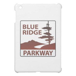 青いリッジのパークウェイのハイウェーの遠征 iPad MINIケース