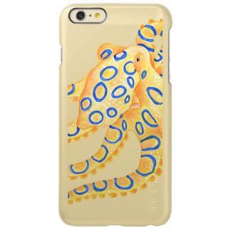 青いリングのタコ INCIPIO FEATHER SHINE iPhone 6 PLUSケース