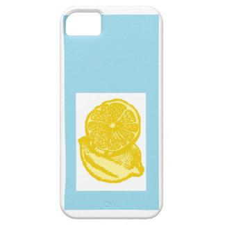 青いレモン iPhone SE/5/5s ケース
