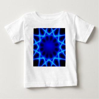 青いレーザー#2 ベビーTシャツ