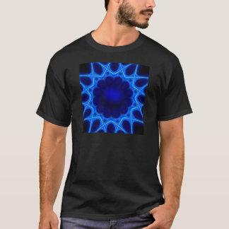 青いレーザー#3 Tシャツ