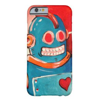 青いロボット BARELY THERE iPhone 6 ケース