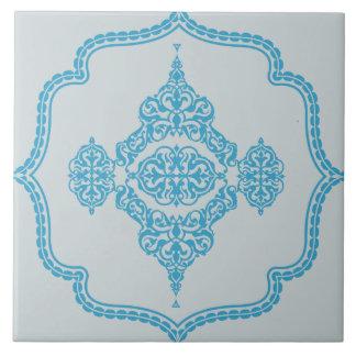 青いロマンスのコレクション タイル