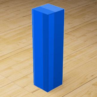 青いワイン用化粧箱の陰 ワインギフトボックス