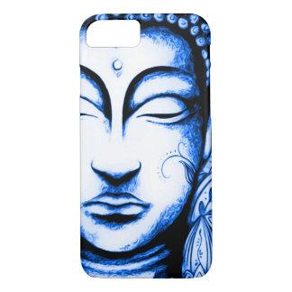 青い仏の視野のiPhone 7の箱 iPhone 8/7ケース