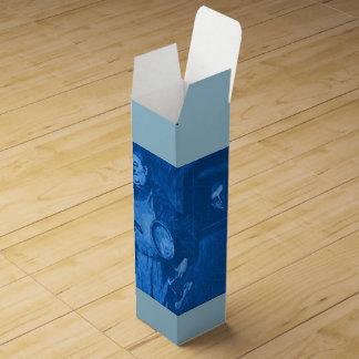 青い修道士の秘密修道院のヴィンテージのギフトのワイン箱 ワインギフトボックス