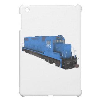 青い列車エンジン: iPad MINIケース