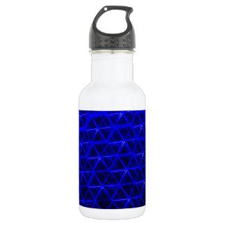 青い反射 ウォーターボトル