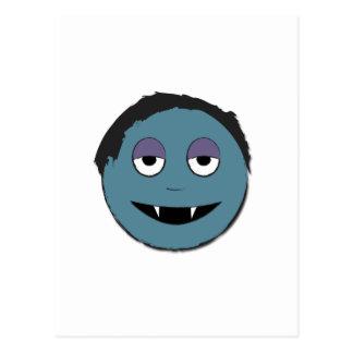 青い吸血鬼 ポストカード