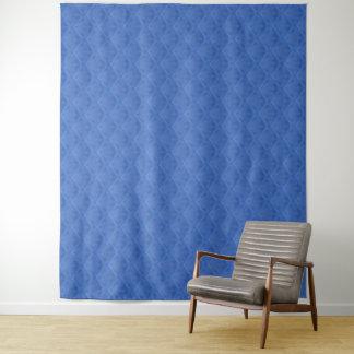 青い壁のタペストリー タペストリー