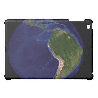 青い大理石の次世代の地球8 iPad MINI カバー