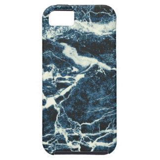 青い大理石 iPhone 5 COVER