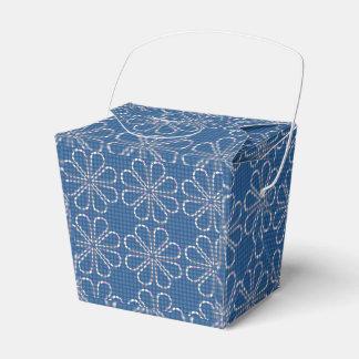 青い好意箱 フェイバーボックス
