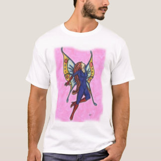 青い妖精の国 Tシャツ