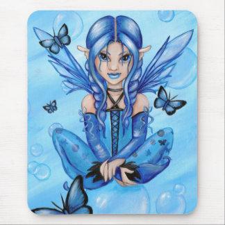 青い妖精 マウスパッド