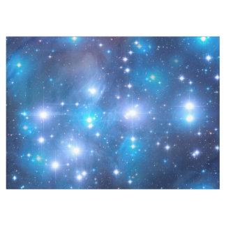 青い宇宙星 + あなたのアイディア テーブルクロス