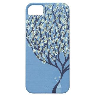 青い幸せ iPhone SE/5/5s ケース