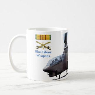 青い幽霊の武器の小隊 コーヒーマグカップ
