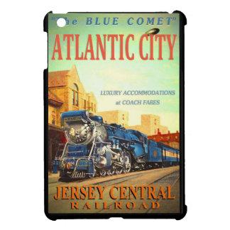 青い彗星の列車のiPad Miniケース iPad Mini Case