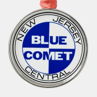 青い彗星のDrumheadのオーナメント メタルオーナメント
