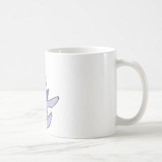 青い怠惰 コーヒーマグカップ