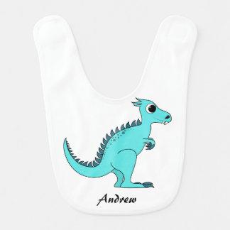 青い恐竜 ベビービブ