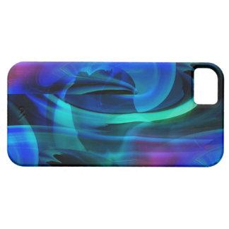 青い惑星の爆発のiPhone 5の箱 iPhone SE/5/5s ケース
