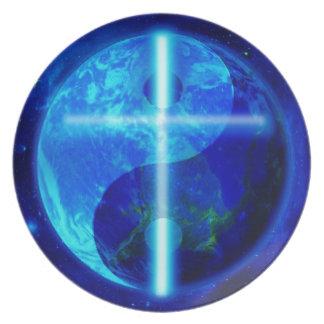 青い惑星 プレート