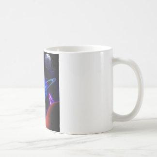 青い日曜日 コーヒーマグカップ